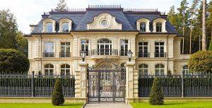 купить элитный дом
