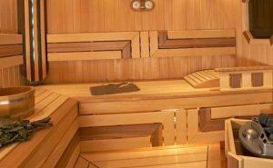 Какая древесина чаще всего используется в сауне?